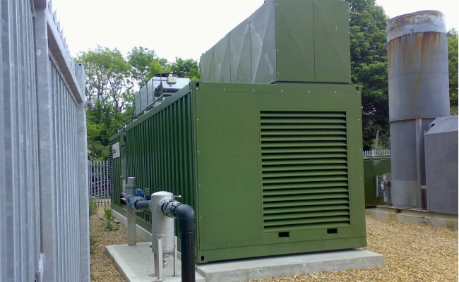 Landfill Biogas Engine