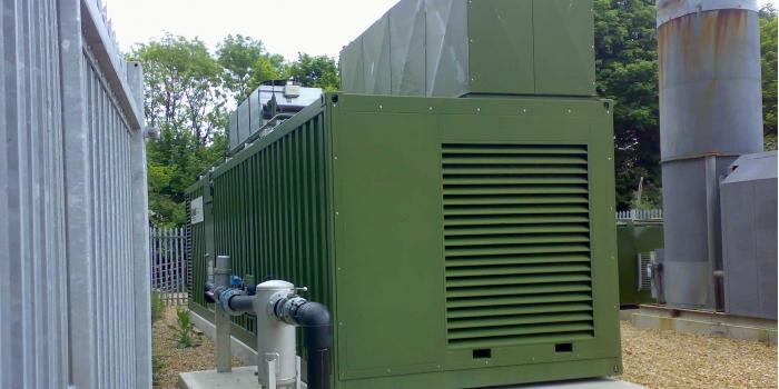 Landfill Biogas Engine